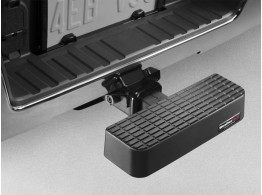 BumpStep - Hitch Mounted Step and Bumper Protection