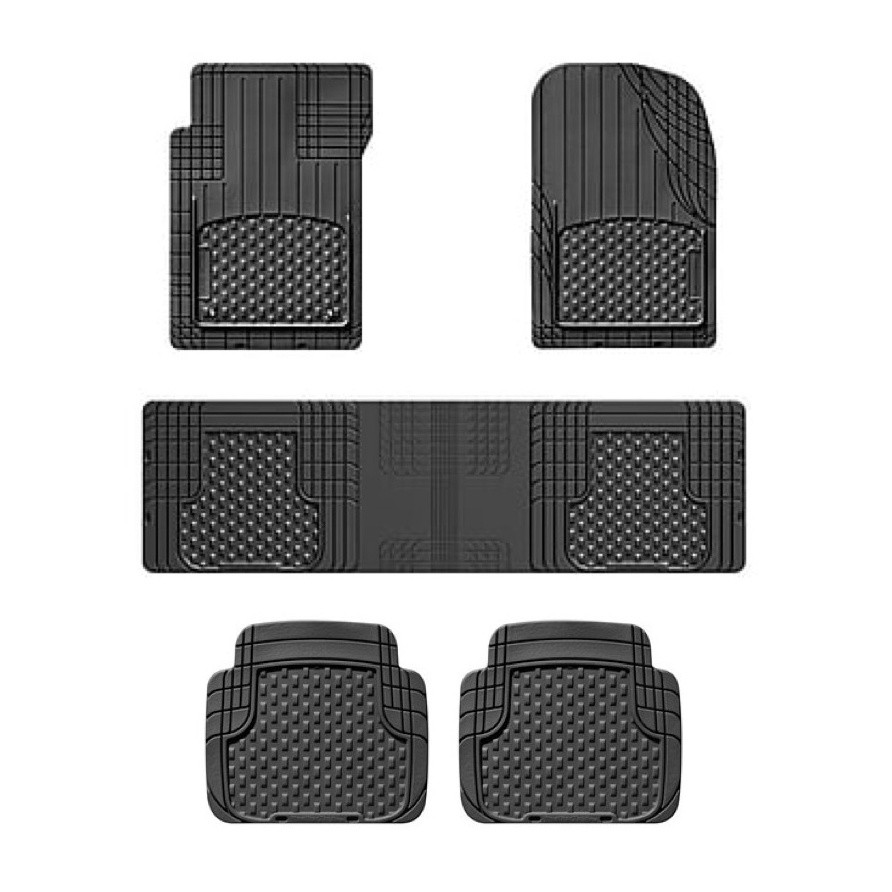 All Vehicle Mat (Semi-Universal Trim to fit Mats)-3 row SUV